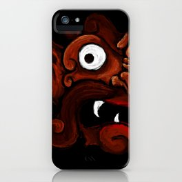 Dracul iPhone Case