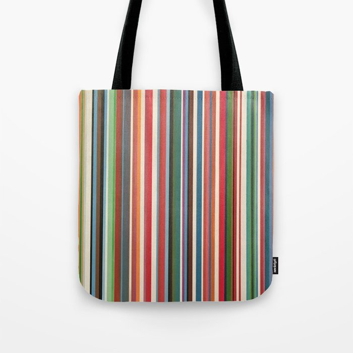 STRIPES 33 Tote Bag