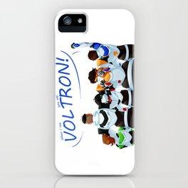 Team Voltron! iPhone Case