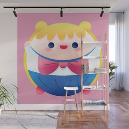 Too Much Candy Series - Sailer Moon Wall Mural