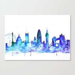 Amazing London Canvas Print