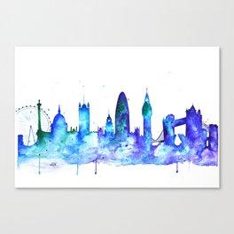 Amazing London Canvas Print