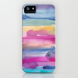 32  | 190907 | Watercolor Abstract Painting iPhone Case