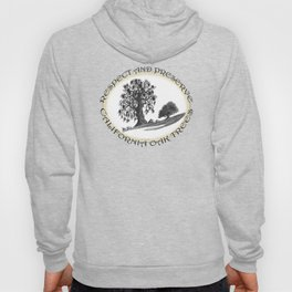 TWO LONE OAKS Hoody