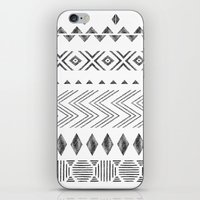 nordic iPhone & iPod Skins featuring NORDIC by Annet Weelink Design