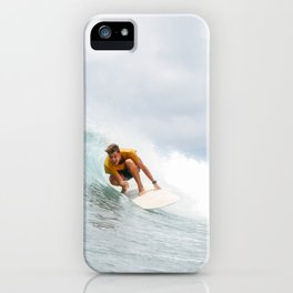 Double Island Point iPhone Case