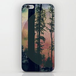 Bosco (Wood) iPhone Skin