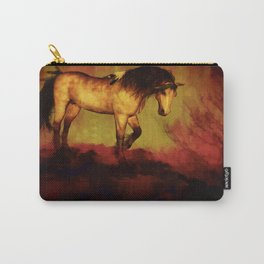 HORSE - Choctaw ridge Carry-All Pouch