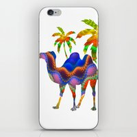 camel iPhone & iPod Skins featuring Camel by haroulita