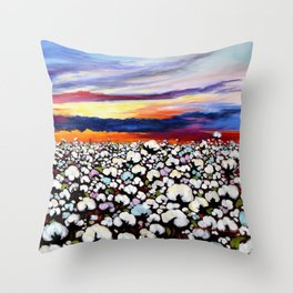 Delta Radiance Throw Pillow