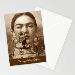 YO SOY FRIDA KAHLO Stationery Cards