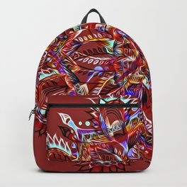 Divine Intention 3: Red Backpack