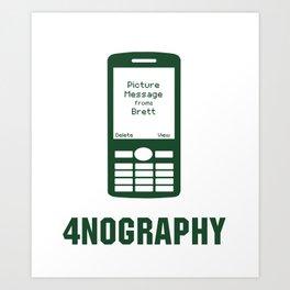 4NOGRAPHY Art Print