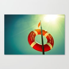 save me sun Canvas Print