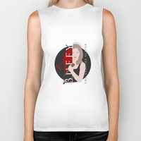 buffy Biker Tanks featuring Buffy, the vampire slayer by Rose's Creation