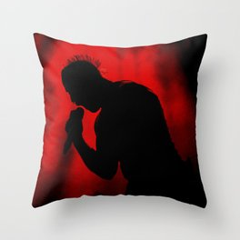 The Prodigy Throw Pillow