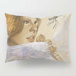 Spreading Her Wings Pillow Sham