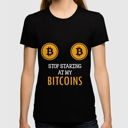 Bitcoin Things Crypto Trading Exchange T-shirt