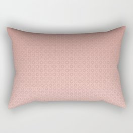 Cocoa with milk. Rectangular Pillow