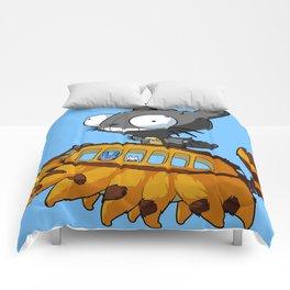 My Invader Neighbor Comforters