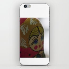 Here's Pinkin' at You, Lady iPhone Skin