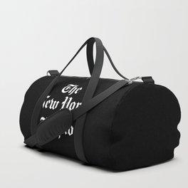 The New York Techno Duffle Bag