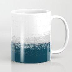 Ocean No. 1 - Minimal ocean sea ombre design  Mug