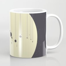 Solar System (you are here) Strings Mug