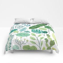 Botanical Chart Comforters