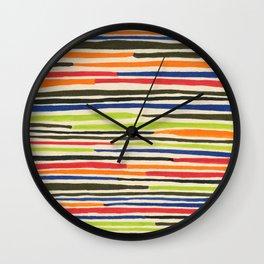 Moroccan rug Wall Clock