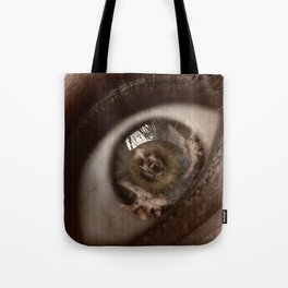 Only Through My Eyes Tote Bag