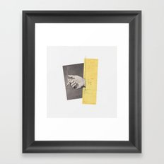 Cigarettes & Cigarettes Framed Art Print
