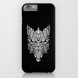 Odin The Allfather - Asgard God And Chief Of Aesir iPhone Case