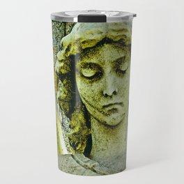 Golden Angel Travel Mug
