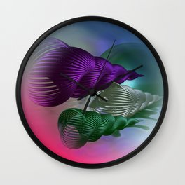 three ways - one direction Wall Clock