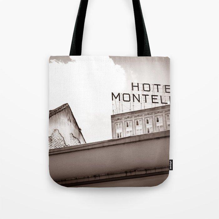 Hotel Monteleone Tote Bag