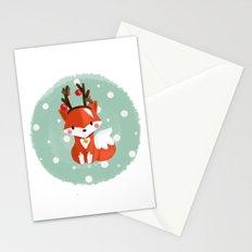 XmasFox Stationery Cards