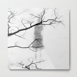 let our souls intertwine Metal Print