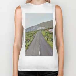 Road to the Hills Biker Tank