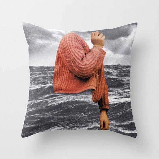 HIGH SEAS Throw Pillow