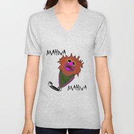 Mahna Mahna....great Muppet! Unisex V-Neck