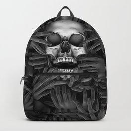 Hell Reclaims It's Own Backpack