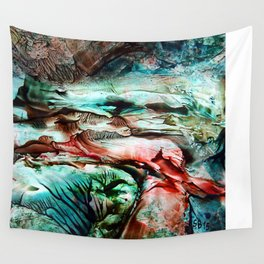 Tornado Wall Tapestry