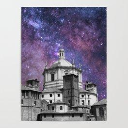 Basilica of San Lorenzo Maggiore Poster