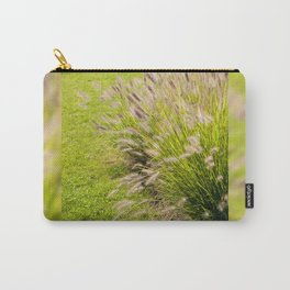 Grass clump Pennisetum alopecuroides Carry-All Pouch