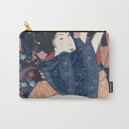 Ukiyo-e Japanese Print Carry-All Pouch