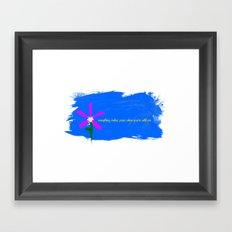 Savannah Framed Art Print