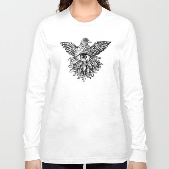 Vide Omnia Long Sleeve T-shirt