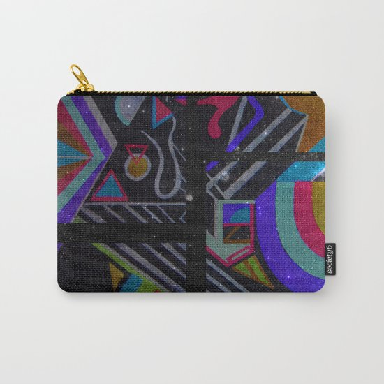Pastel Series Nebulae Carry-All Pouch