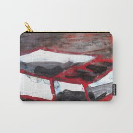 red match box Carry-All Pouch